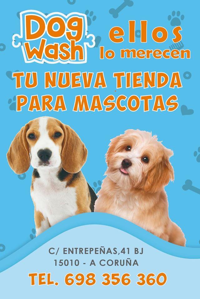 TÚ NUEVA TIENDA ONLINE DOG WASH CORUÑA